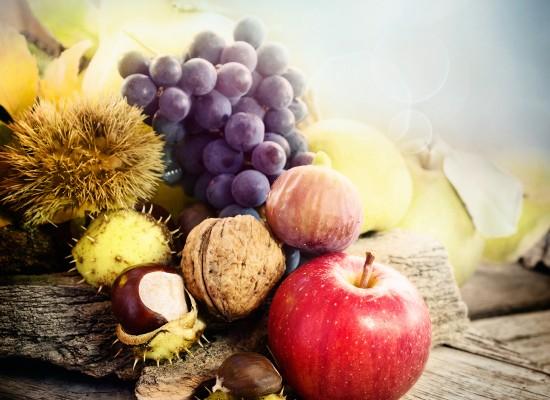 Frutas e castanhas protegem os dentes