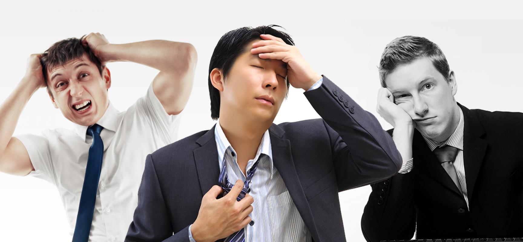 Trabalhar muito pode fazer mal à saúde
