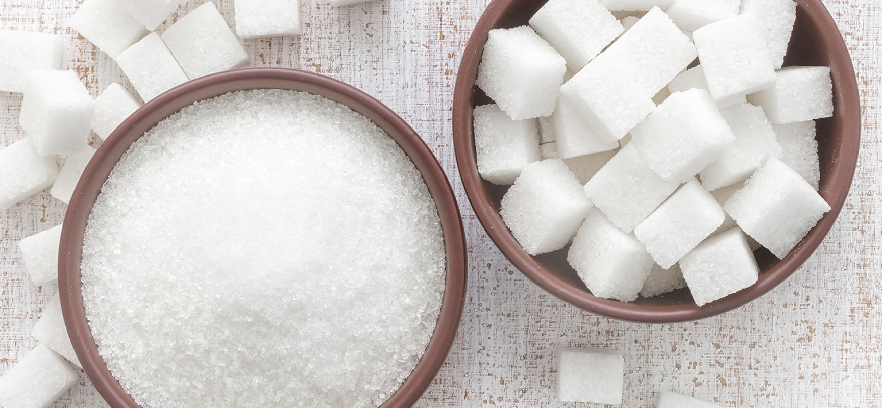 Consumo de açúcar aumenta no Brasil