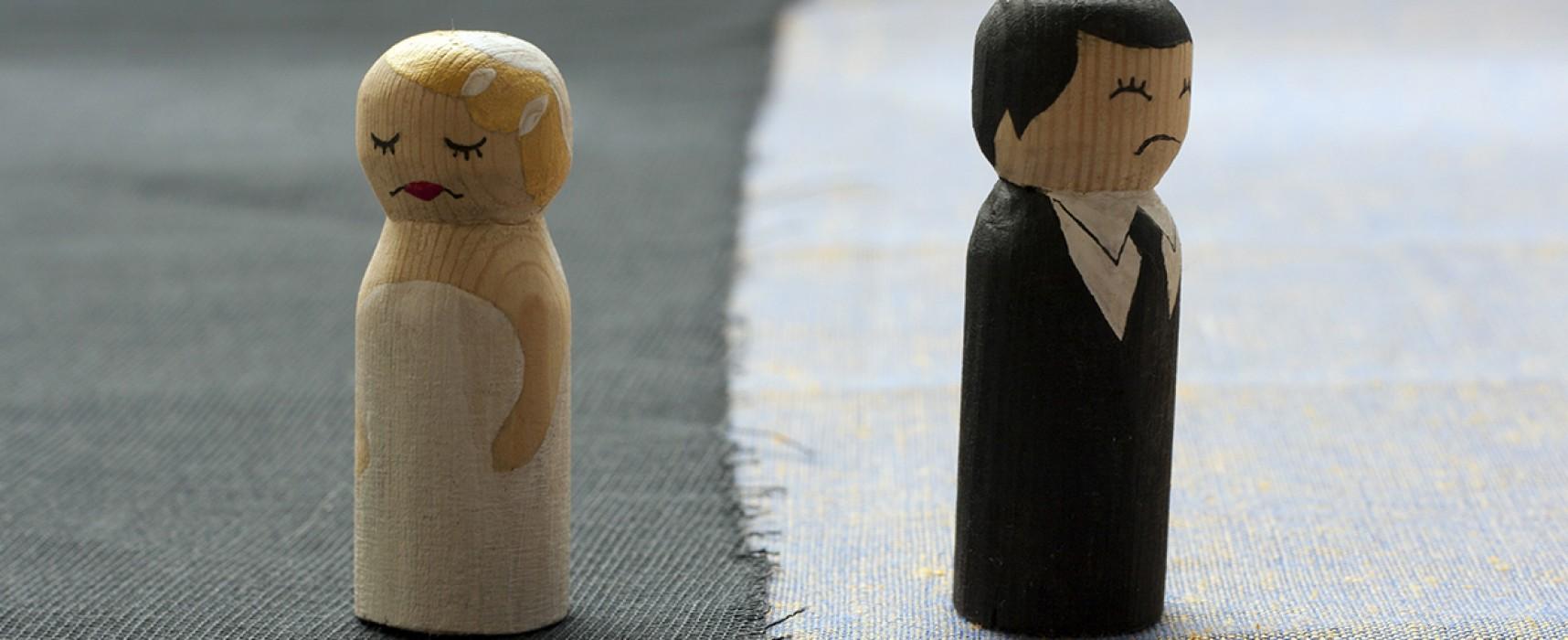 Cinco atitudes que evitam o divórcio